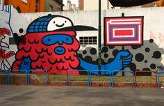 http://pinterest.com/bairespinea/    POLI NUÑEZ // BUENOS AIRES // 2008 // CHU + EL TONO
