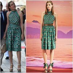 Charlotte Casiraghi in Gucci | MYROYALS &HOLLYWOOD FASHİON