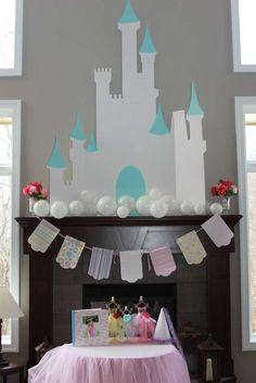 Evie's Royal 5th Birthday Bash | CatchMyParty.com