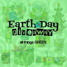 Enter our Earth Day Giveaway for a chance to win some GREEN :-) Prize: Our new ALEX Jr. Busy Fire Truck, made of sustainable wood! Click to Enter!