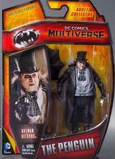 """DC COMICS Multiverse The Penguin Batman returns 3.75"""" Action Figure new"""