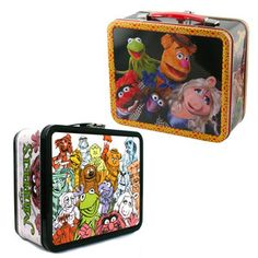The Muppets Lunchbox Set II, $22, now featured on Fab.