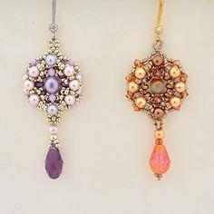 Leda Earrings | JewelryLessons.com
