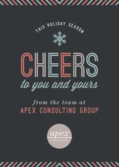 corporate holiday card - Google Search