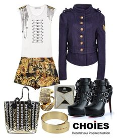 """""""Choies Record Your Inspired Fashion"""" by dayday1andonly ❤ liked on Polyvore"""