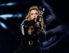 Madonna MDNA Tour  in Tel Aviv