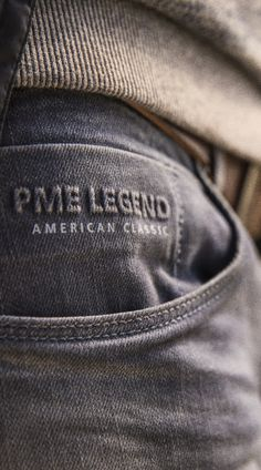 PME Legend jeans. Made for men who prefer a tough and comfortable fit.