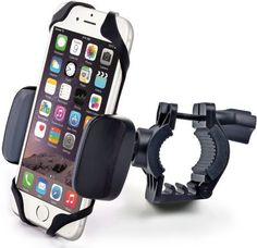S9 Galaxy Compatible with iPhone SE 11,X |XR |XS 7 Plus 6s Plus 8 Plus 7 S8 8 S10 Bike/&Motorcycle Phone Mount with Gopro Screw Mount Holds Phone Up to 3.7 Wide-Support Install Gopro