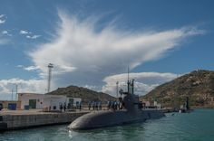 Over the weekend, the German Type 212 submarine U33 completed its support to Exercise NOBLE JUSTIFICATION and joined Standing NATO Maritime Group TWO (SNMG2) in support of NATO's counter-terrorism Operation ACTIVE ENDEAVOUR (OAE), marking the first time in over two years that a submarine has been placed under tactical control of an SNMG.