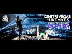 Dimitri Vegas, Like Mike & Wolfpack vs Bodybangers - Ocarina (Sir Gio Re-edit 2013)