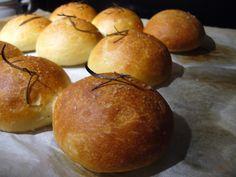 Crusty Peasant Rolls