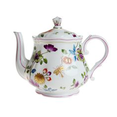 Richard Ginori Granduca Teapot