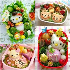 awesome Japanese Bento Box Food Art - Who Can Resist Such a Yummy Food?