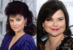 Delta Burke Plastic Surgery Gone Wrong Pictures   Celebrity Tara ...