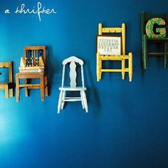 Chairs on the Wall? Yep.