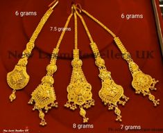 Gold Jhumka Earrings, Gold Earrings Designs, Gold Chain Design, Gold Jewellery Design, Jhumar, Ear Chain, Gold Jewelry Simple, Jewelry Patterns, Cherry