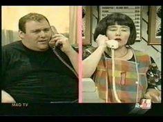 "Mad TV - Ms Swan - Sexline: ""He lookah like a man."""