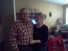 Jim and Deborah