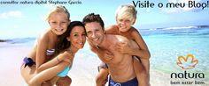 Visite o meu Blog! http://stephanegarcianatu.wixsite.com/blognatura