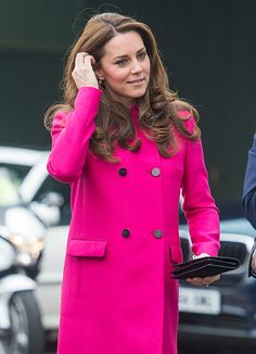 Pregnant Kate Middleton makes last public appearance before the birth of her second baby - Photo 3 | Celebrity news in hellomagazine.com