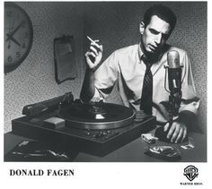 DONALD FAGEN: interview on Steely Dan © Wax Poetics