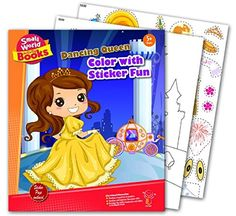 Small World Activity Books Dancing Queen Science Kit *** Click image for more details. (Note:Amazon affiliate link)