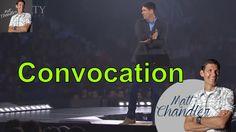 Pastor Matt Chandler Bible Study in Church 2016 - Liberty University Convocation