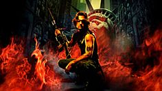 Escape from New York ~ Circa 1981