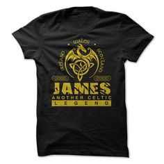 (Tshirt Produce) hmxdesign J432s  Coupon Today  JAMES  Another Celtic Legend ! This shirt is for you James! Buy it and wear it proudly.  Tshirt Guys Lady Hodie  SHARE and Get Discount Today Order now before we SELL OUT Today  #tshirt #pinteres #Tshirtamerican #Tshirtjob #Tshirtnam