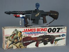 JAMES BOND THUNDERBALL GUN