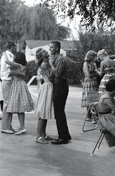 Baile en los años 50.