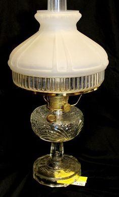 ALADDIN LAMP & SHADE