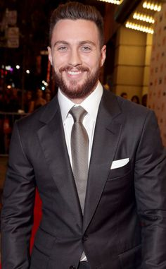 Aaron Taylor-Johnson: Movie Premieres: Red Carpets and Parties!