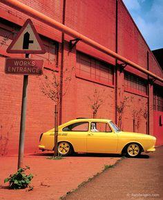 Fast yellow !!