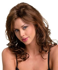 Showtime Synthetic | Wig By Pierre See Through Bangs, Straight Ombre Hair, Short Side Bangs, Buy Wigs, Curly Pixie, Ponytail Extension, Womens Wigs, Synthetic Wigs, Hair Piece