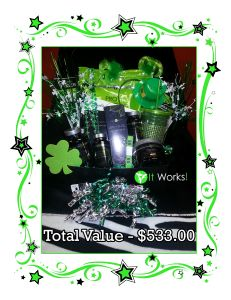 LAST DAY TO JOIN!! Win $533 Worth of IT Works Products! Open US