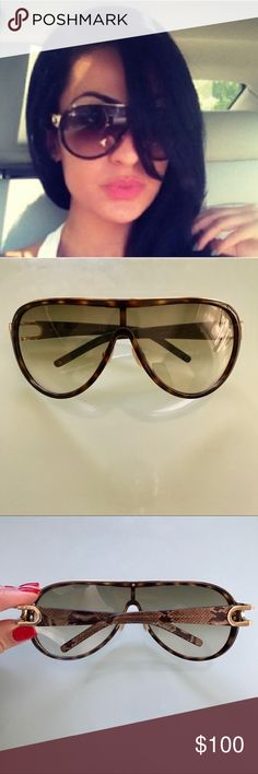 Jimmy Choo Sunglasses Beautiful Jimmy Choo protea sunglasses in new condition no scratches, no signs of wear. Worn a handful of times. Does not come with case. Jimmy Choo Accessories Sunglasses