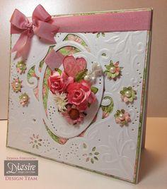Die'sire 'Enchanted' Create A Card die