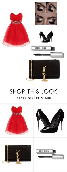 """Untitled #408"" by asiannaluxxx on Polyvore featuring Dorothy Perkins, Dolce&Gabbana, Yves Saint Laurent, Bobbi Brown Cosmetics, women's clothing, women, female, woman, misses and juniors"