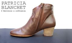 Patricia Blanchet Boots Buelo