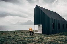 Maison en kit à monter : un concept signé Leckie studio