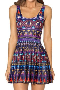 A whole new world scoop dress!! Loving this!! The pattern is awesome!!