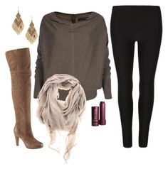 Haley James Scott Inspired Outfit by daniellakresovic on Polyvore featuring AllSaints, ALDO, Faliero Sarti and Fresh