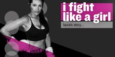 The Title Boxing Blog: I fight like a girl… Laura's story