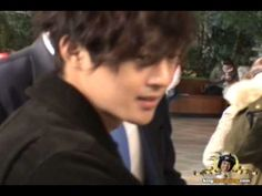 2012.12.11. KIM HYUN JOONG 김현중 fancam - Gimpo Airport (For. HND, JP)/TIME 2:28 - POSTED 11DEC2012- 9K views