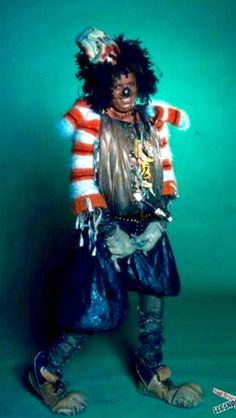 M.J- Scarecrow - The Wiz-
