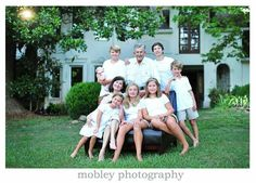 Grandkids at grandparents home