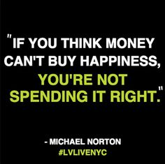 "LearnVest Live 2014 speaker and ""Happy Money"" coauthor Michael Norton"