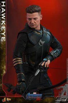 Avengers: Endgame – War Machine and Hawkeye/Ronin Figures by Hot Toys! Marvel Vs, Captain Marvel, Marvel Comics, Hawkeye Marvel, Marvel Heroes, Captain America, Cosplay Marvel, Superhero Cosplay, Hawkeye