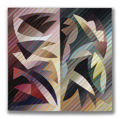 Michael James Studio Quilts Selected work 1985 - 1999 cotton & silk; machine-sewn